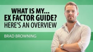 How Does The Ex Factor Guide Work